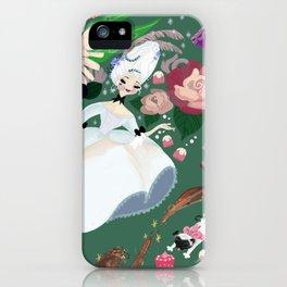 Dauphine Marie Antoinette iPhone Case