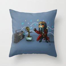 Ooga-Chaka, Ooga-Ooga Throw Pillow
