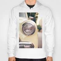 car Hoodies featuring The car by Nina's clicks