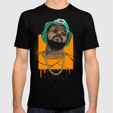 Schoolboy Q 2X-LARGE Mens Fitted Tee Black