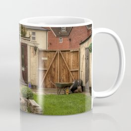 Tractor Garden Coffee Mug