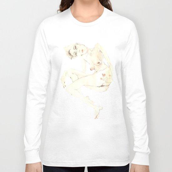 Nude 5 Long Sleeve T-shirt