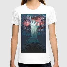 Liberty Pool T-shirt