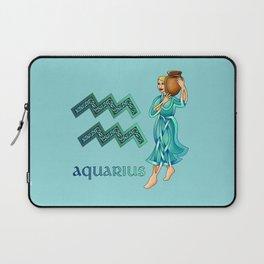 Aquarius Knot Laptop Sleeve