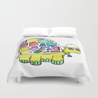 dope Duvet Covers featuring DOPE. by Devin