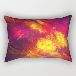 The Divine Spark Rectangular Pillow