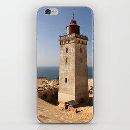 Lighthouse - Rubjerg Knude iPhone Skin