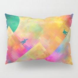 Snowboard Pillow Sham