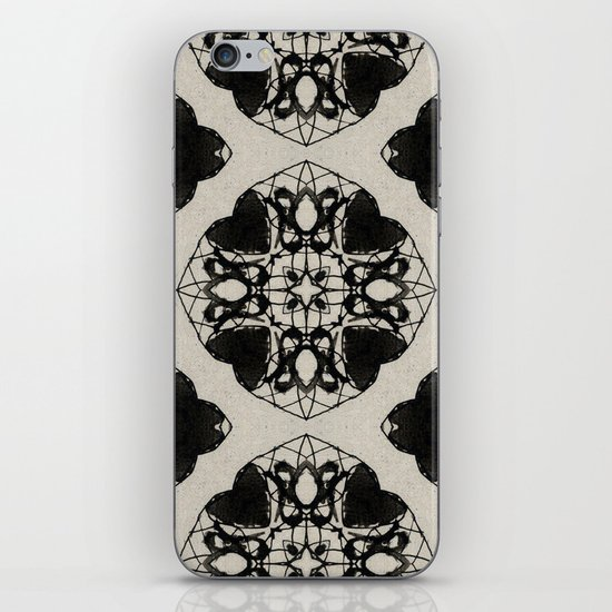 L'amoureuse iPhone & iPod Skin