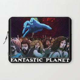 FANTASTIC PLANET  - THE HAND OF TERROR Laptop Sleeve