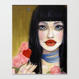 Modern Venus  Canvas Print