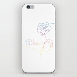 BTS Love Yourself Her O Version iPhone Skin