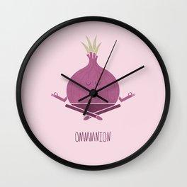 Ommmnion Wall Clock