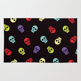 Happy skulls Rug
