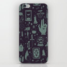 Witchcraft 2 iPhone Skin