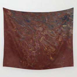 Dreams of Roasted Coffee Wall Tapestry