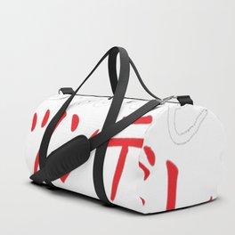 Tsundere Duffle Bag