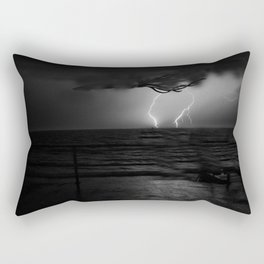 Dark squid Rectangular Pillow