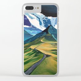 The Hike Clear iPhone Case