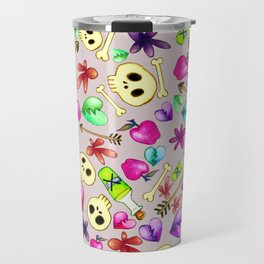 Snow White Travel Mug