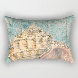 Shabby Shell2 Rectangular Pillow