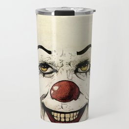 It - Pennywise (Color Version) Travel Mug