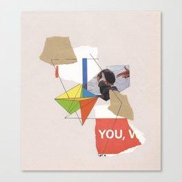 You Canvas Print