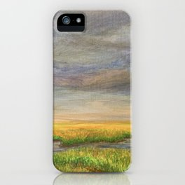 View from the Causeway iPhone Case