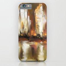 Brown City Slim Case iPhone 6s