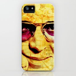 El Cantante iPhone Case