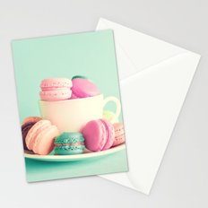 Yummy Cup Stationery Cards