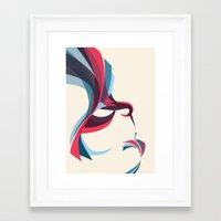 hummingbird Framed Art Prints featuring Hummingbird by Jay Fleck