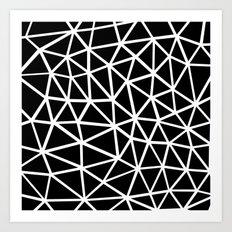 Seg Zoom 2 Art Print
