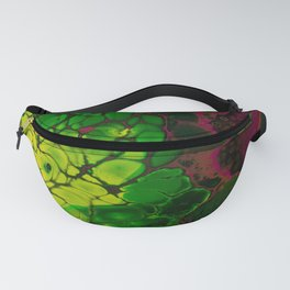 Toxic Flower Fanny Pack