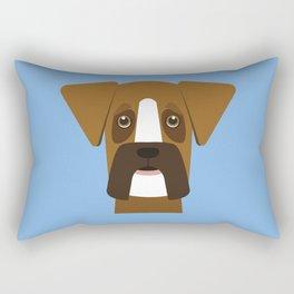 Boxer Rectangular Pillow