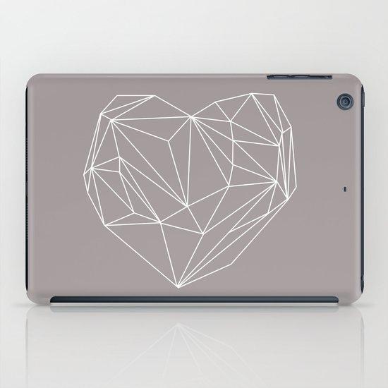 Heart Graphic iPad Case