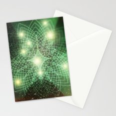 Geometry Dreaming Stationery Cards
