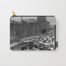 The Great New England Hurricane of 1938 - Providence, Rhode Island Carry-All Pouch