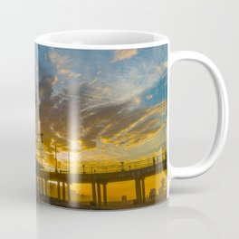 Tower 2 Sunrise Coffee Mug