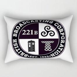 BBC Academy Rectangular Pillow