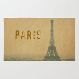 Paris, je t'aime... Rug