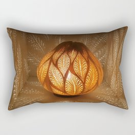 HAPPY LEAFS Rectangular Pillow