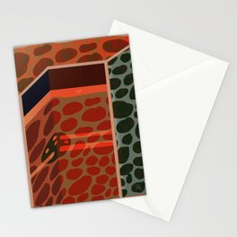 Corner Point Stationery Cards