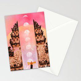 Divine Temple Stationery Cards