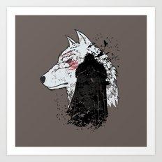Once a Crow, Always a Crow Art Print