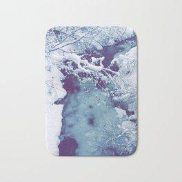 Winter Begins Bath Mat