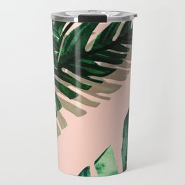 Aroma Hibiscus of Greek islands Travel Mug