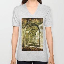 Ancient Arches Unisex V-Neck