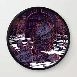 Lucien Wall Clock