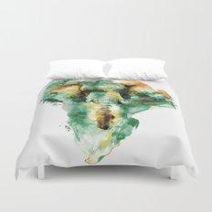 WILD AFRICA Duvet Cover